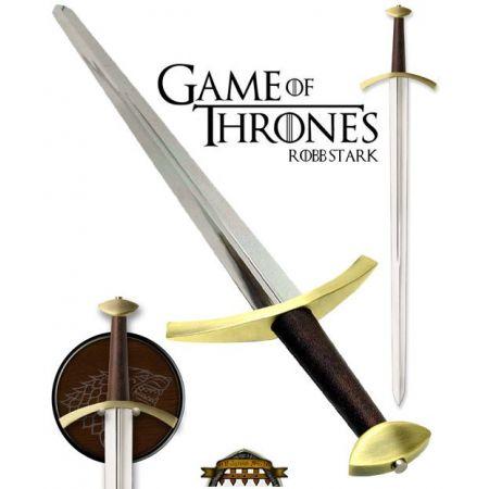 Espada Robb Stark Sword Réplica Game Of Thrones - Valyrian Steel