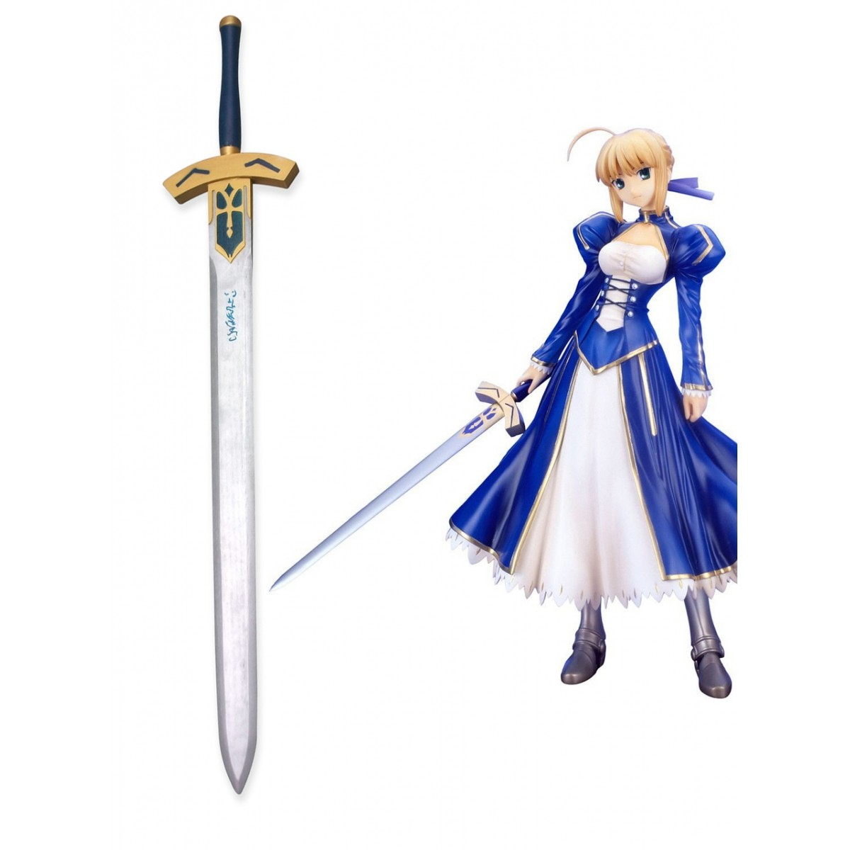 Espada Saber Excalibur: Fate Stay Night
