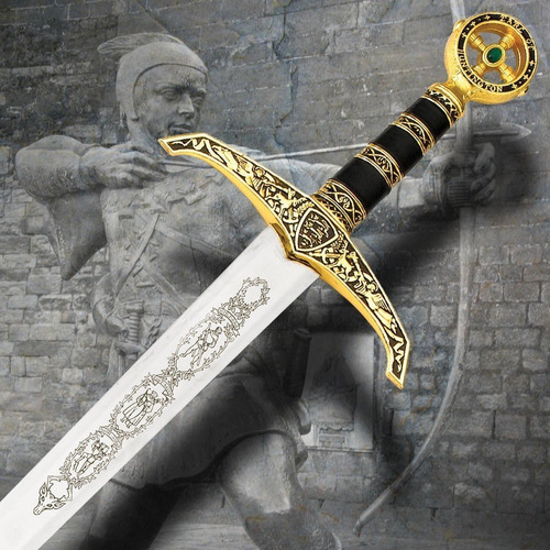 Espada Templário Robin Hood Robin Of Locksley - 110cm