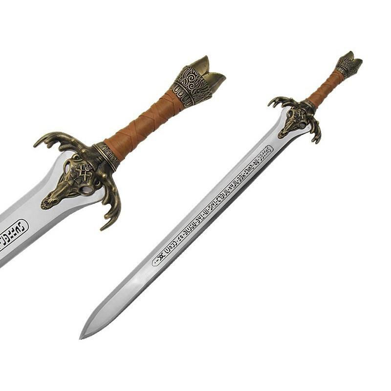 Espada The Father's Sword: Conan O Bárbaro (Conan The Barbarian)