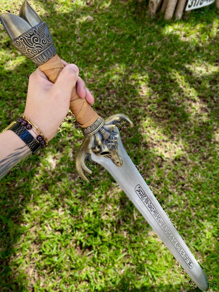 Espada The Father's Sword: Conan O Bárbaro (Conan The Barbarian)
