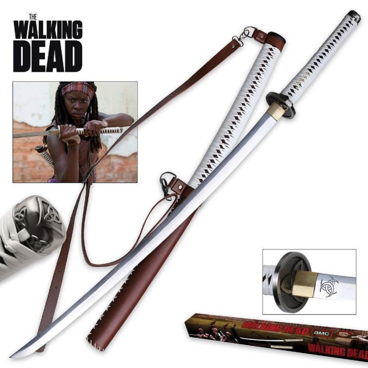 Espada The Walking Dead: Michonne - AMC