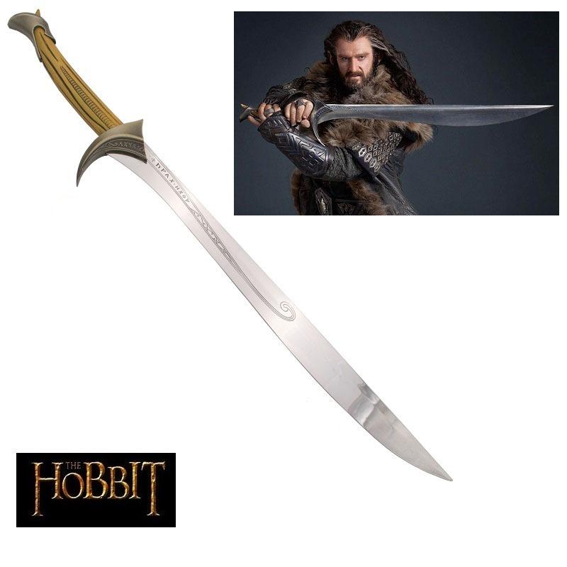 Espada Thorin II Escudo-de-Carvalho: O Hobbit 94 cm (HK8223)