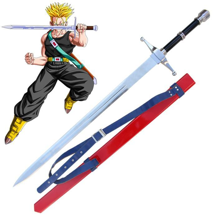 Espada Trunks (Brave Sword): Dragon Ball Z
