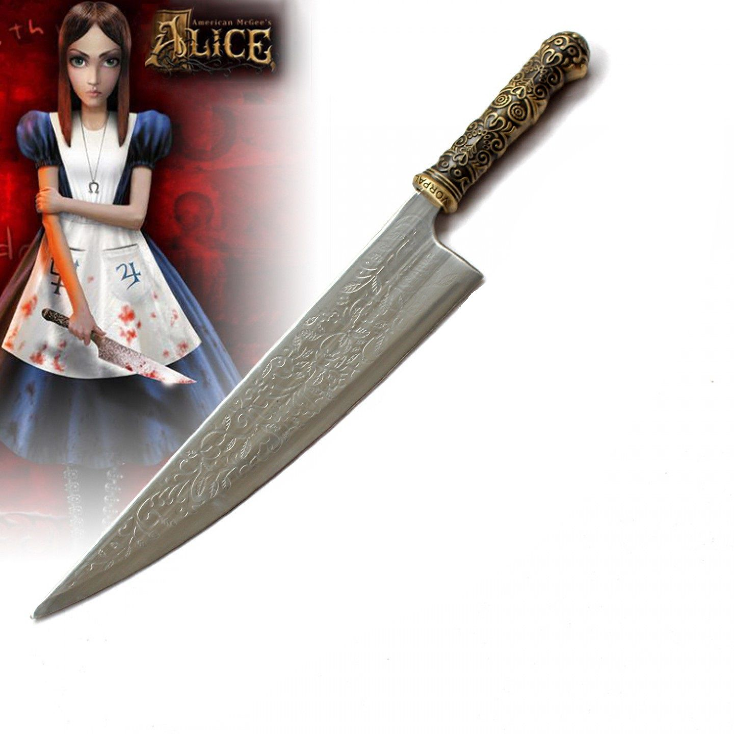 Espada Vorpal: Alice (Madness Returns)