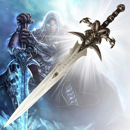 Espada World Of Warcraft: Frostmourne