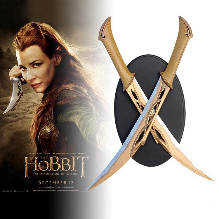 Espadas Tauriel: O Hobbit (The Hobbit)