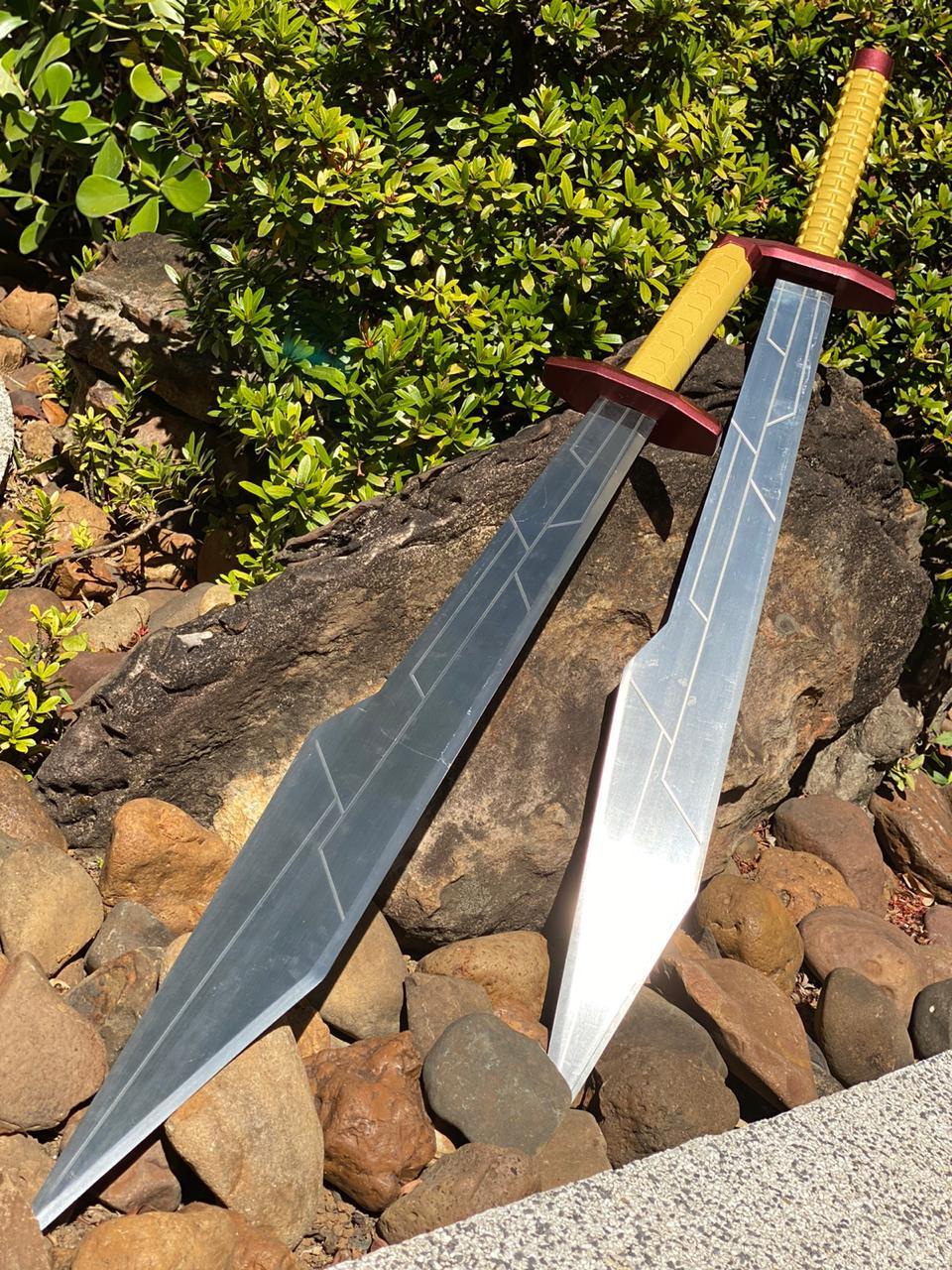 Espadas Thor (Twin Blades): Thor Ragnarok