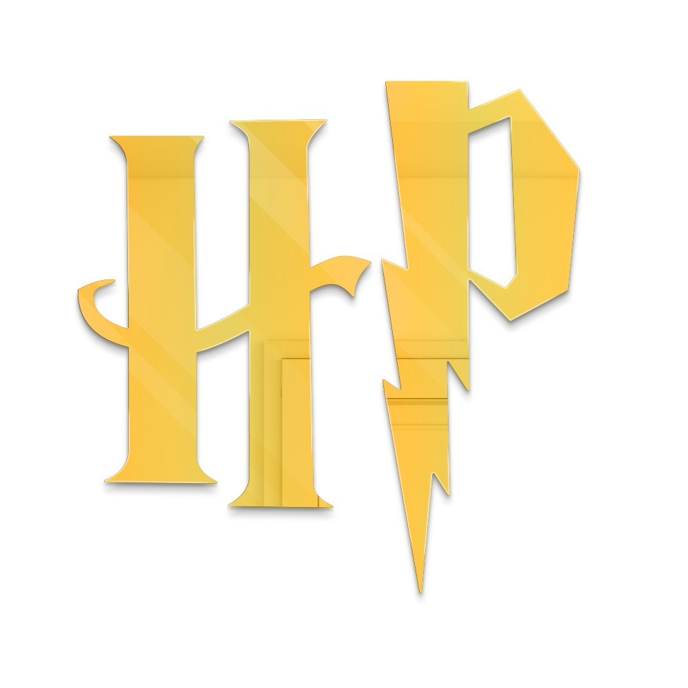 "Espelho Acrílico ""HP"": Harry Potter"