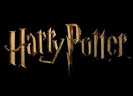 "Espelho Acrílico ""Logo Harry Potter"": Harry Potter"
