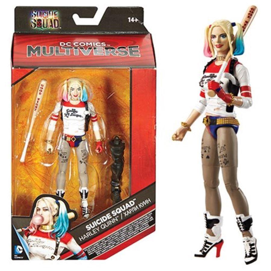 Esquadrão Suicida: Harley Quinn - DC Comics Multiverse