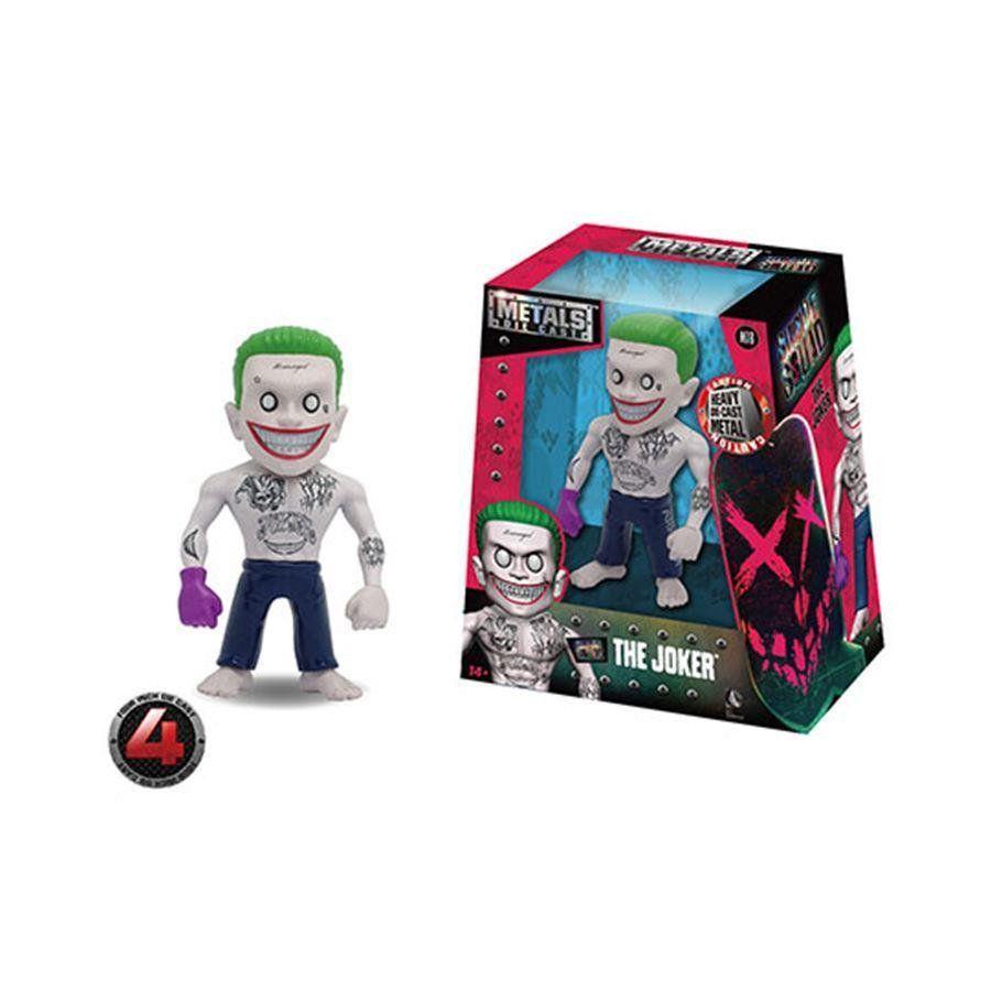 Esquadrão Suicida: The Joker Metals Die Cast - DTC