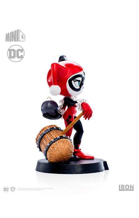 Estátua Alerquina (Harley Quinn): Dc Comics - Minico