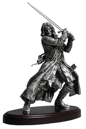 Estátua Aragorn (Amalgama): Senhor dos Anéis (The Lord Of The Rings) - Neca