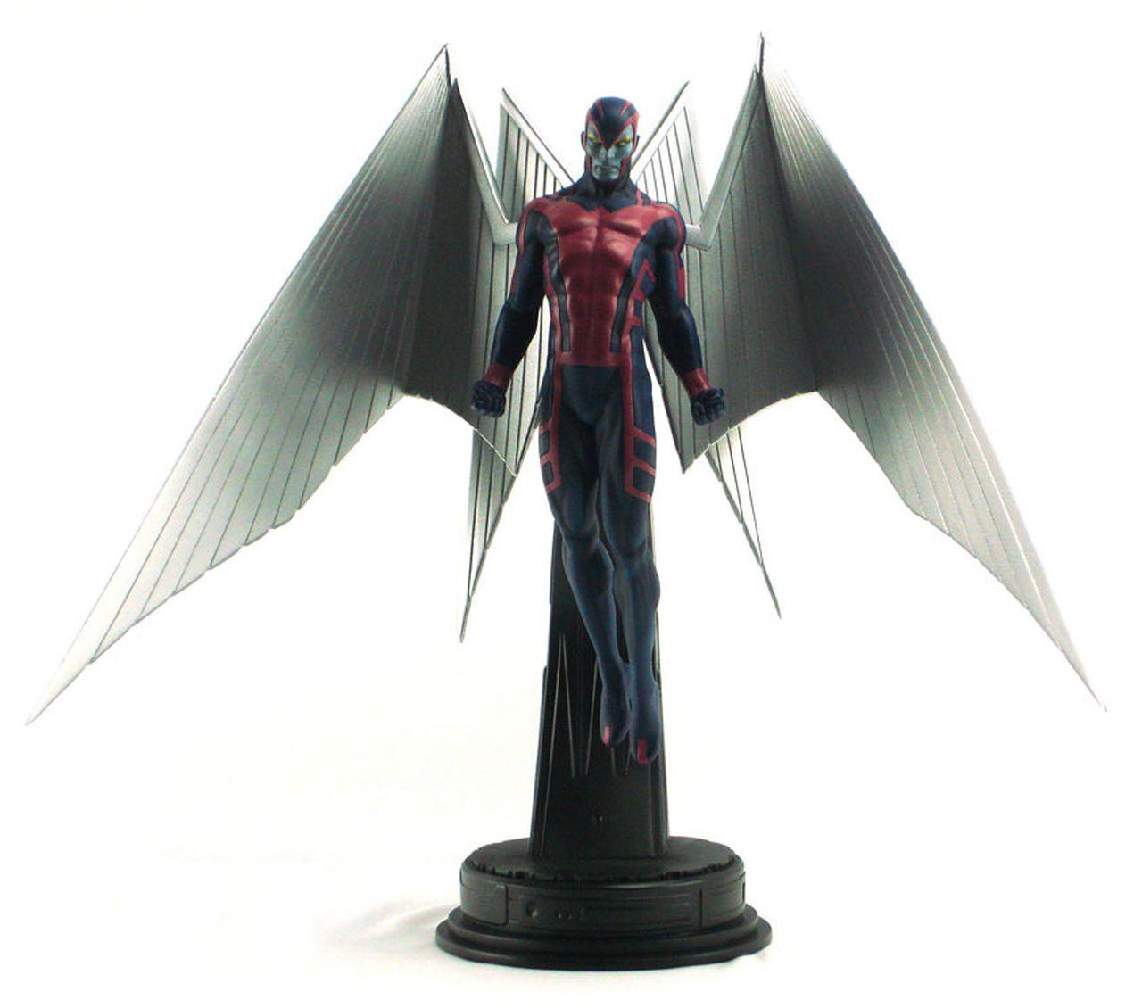 Estátua Arcanjo (Archangel): Marvel Comics (Painted Statue) - Bowen Designs