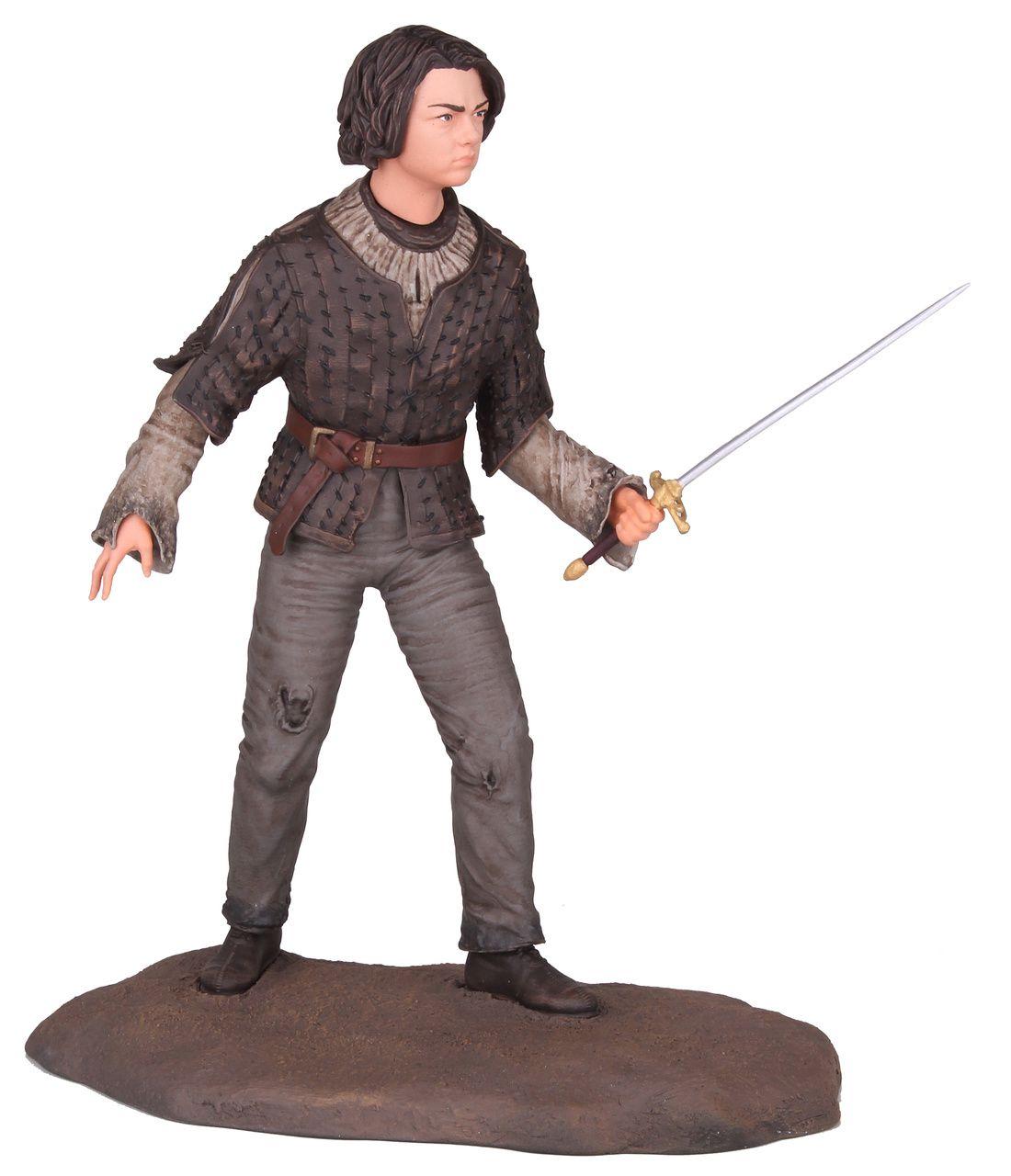 Estátua Arya Stark: Game of Thrones - Dark Horse