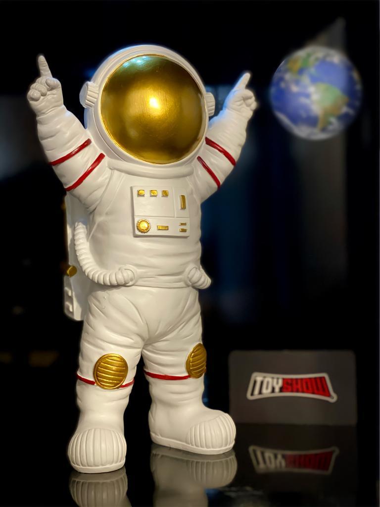 Estátua Astronauta Nasa