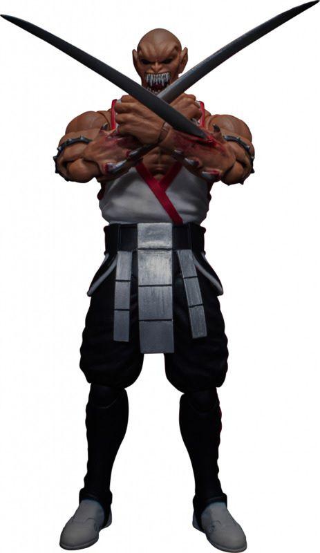 Action Figure Baraka: Mortal Kombat Escala 1/2 - Storm Collectibles