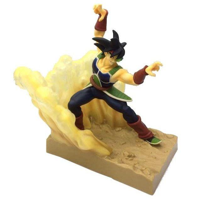 Estátua Bardock: Dragon Ball Z - Banpresto