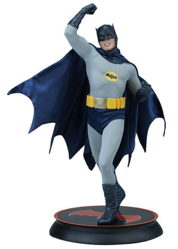 Estátua Batman 1966 (Premium Format) - Sideshow - CD