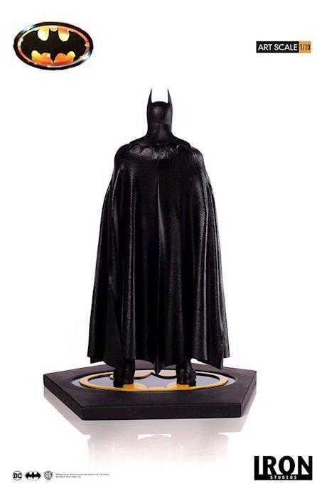 Estátua Batman: Batman (1989) Art Scale Escala 1/10 - Iron Studios