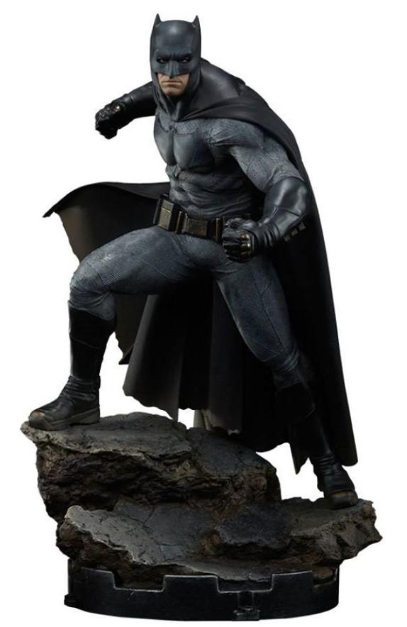 Estátua Batman: (Batman vs Superman) A Origem da Justiça (Premium Format) Escala 1/4 - Sideshow - CD