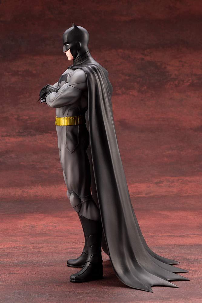 Estátua Batman: DC Comics 1st Edition (IKEMEN Series) Escala 1/7 - Kotobukiya (Apenas Venda Online)