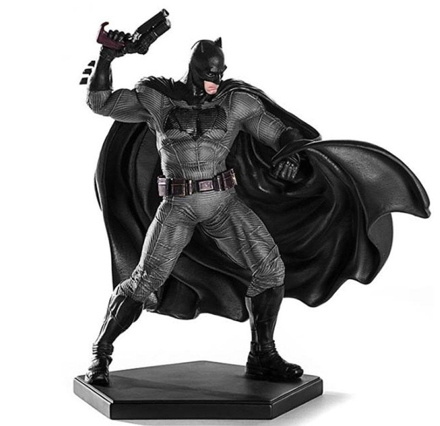 Estátua Batman: Esquadrão Suicida Art Scale Escala 1/10 - Iron Studios