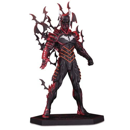 PRÉ VENDA Estátua Batman Morte Vermelha (The Red Death): Noites de Trevas: Metal (Dark Nights: Metal) DC Comics - DC Collectibles