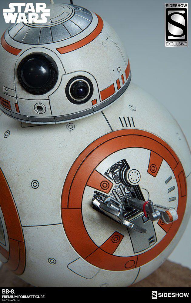 Estátua BB-8: Star Wars Despertar da Força (The Force Awekens) - Sideshow - CD