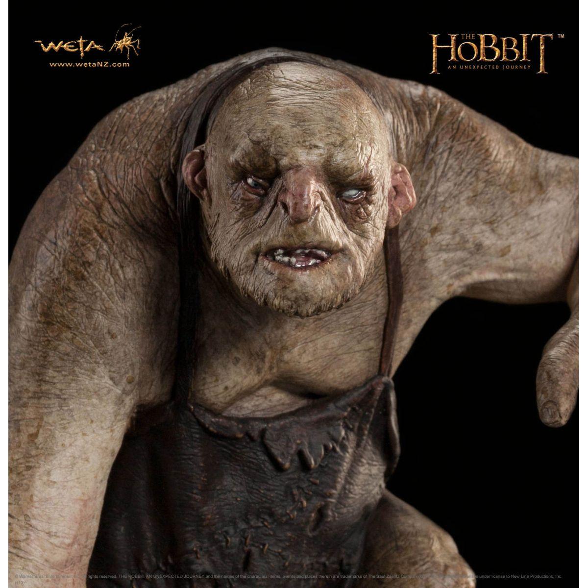 Estátua Bert the Troll: O Hobbit: Uma Jornada Inesperada - Weta - CD