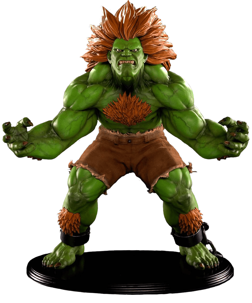 Estátua Blanka: Super Street Fighter IV (Escala 1/4) - Pop Culture Shock