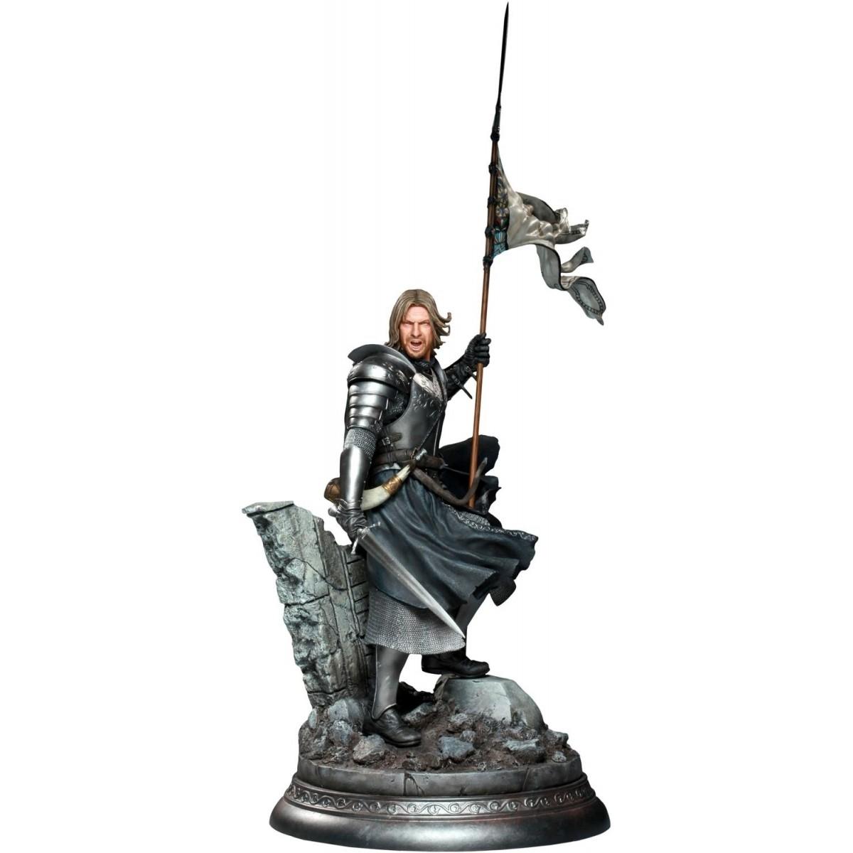 Estátua Boromir: O Senhor dos Anéis (The Lord of the Rings) - Sideshow