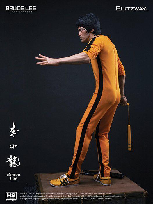 Estátua Bruce Lee (40th Anniversary Tribute) Escala 1/3 - Blitzway - CG