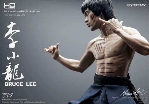 Estátua Bruce Lee 70th Anniversary Escala1/4 - Enterbay