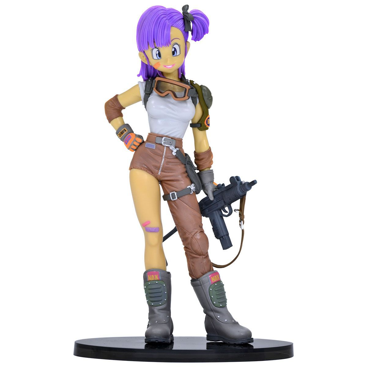 Estátua Bulma: Dragon Ball - Banpresto - CG