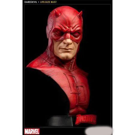 Estátua Busto Daredevil Demolidor Marvel Comics Escala 1/1