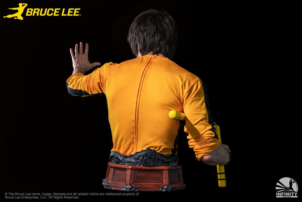PRÉ VENDA: Estátua Busto Game Limited Edition Life-Size - Infinity Studio
