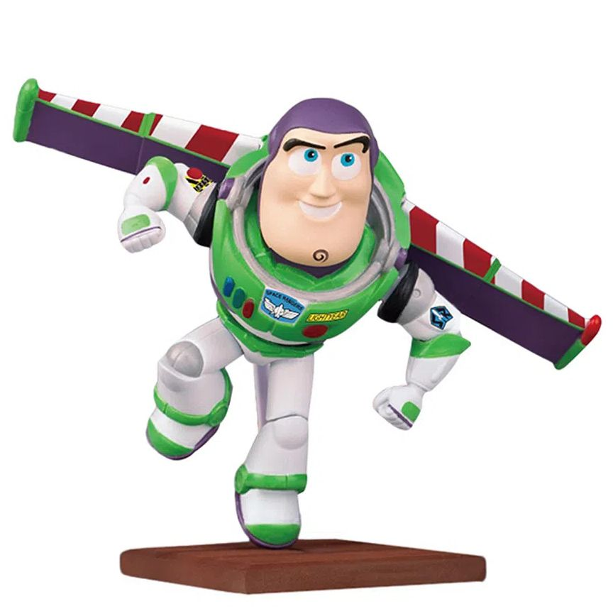 Estátua Buzz Lightyear: Toy Story (Disney) Mini Egg Attack - Beast Kingdom