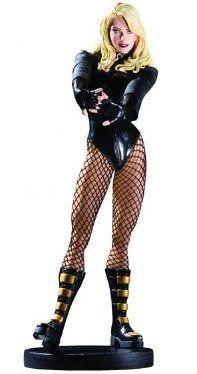 Estátua Canário Negro (Black Canary): Cover Girls DC Comics - DC Direct - CG