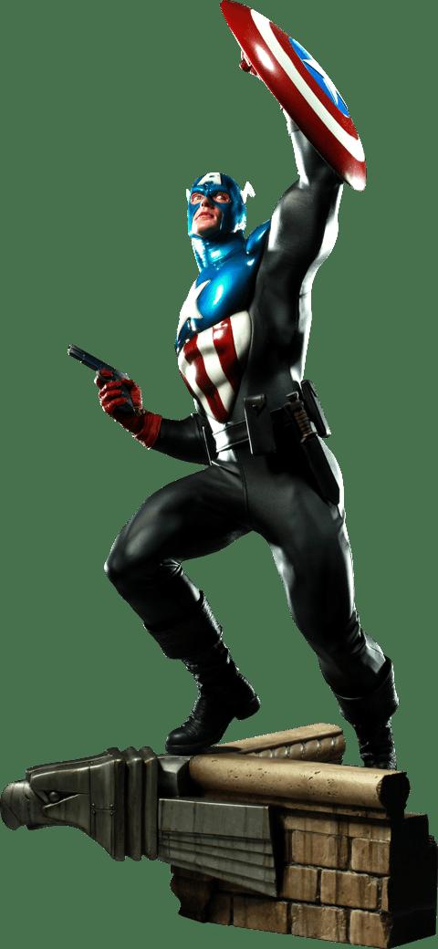 Estátua Capitão América James