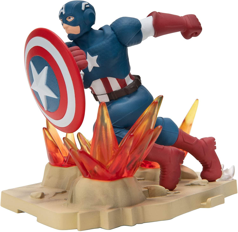 Estátua Capitão America: Marvel Vingadores - Sunny