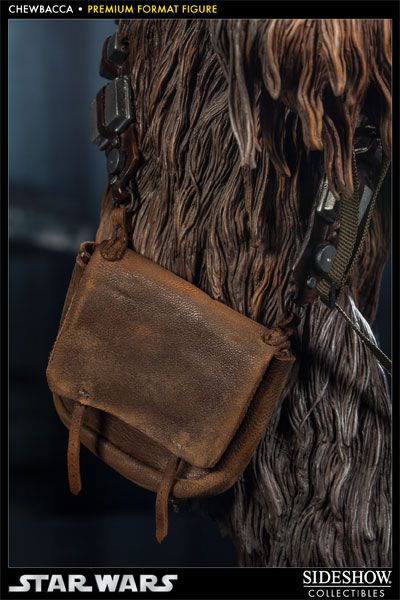 Estátua Chewbacca: Star Wars (Premium Format) - Sideshow