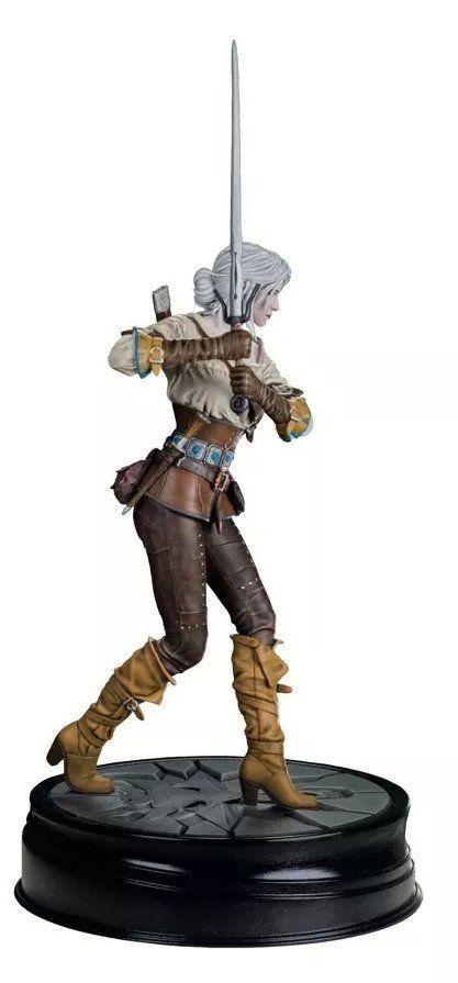 Estátua Cirilla Fiona Elen Riannon: The Witcher 3: Wild Hunt - Dark Horse