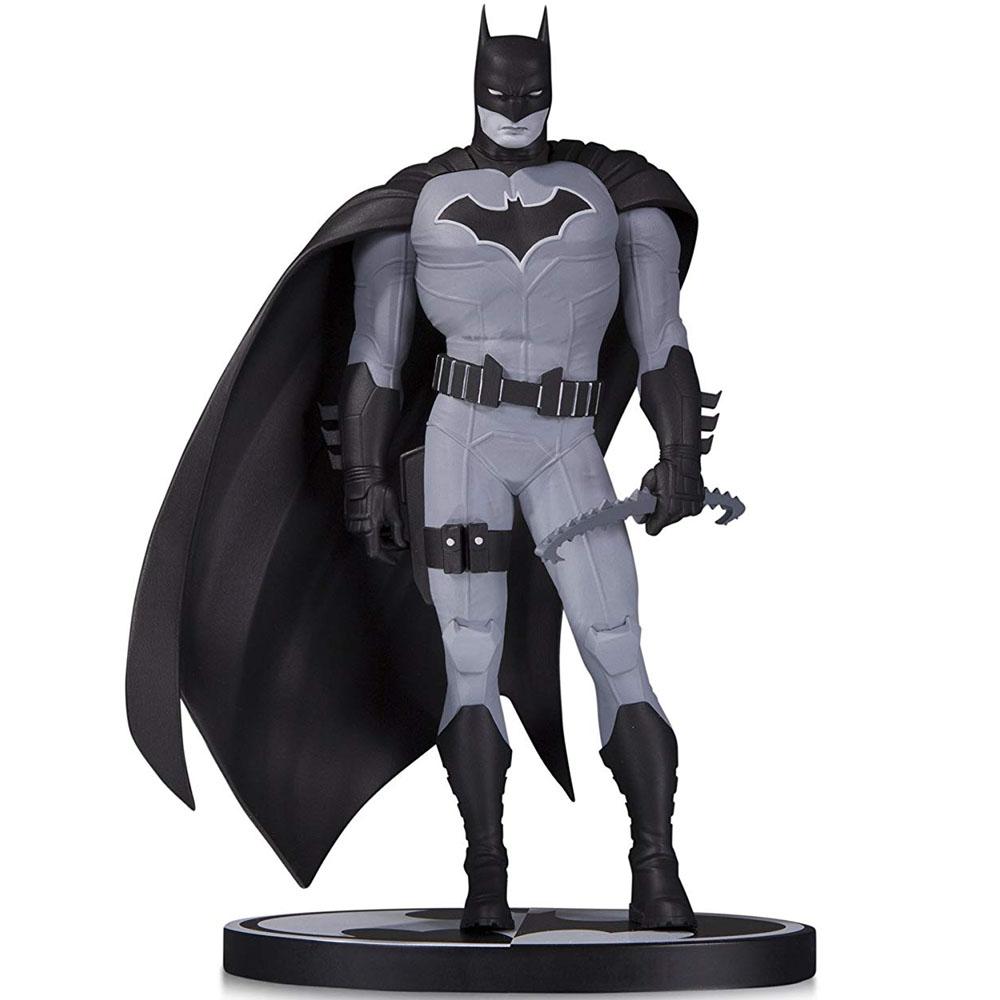 Estátua Colecionável Batman: Black and White (by John Romita Jr.) DC Collectibles - CD