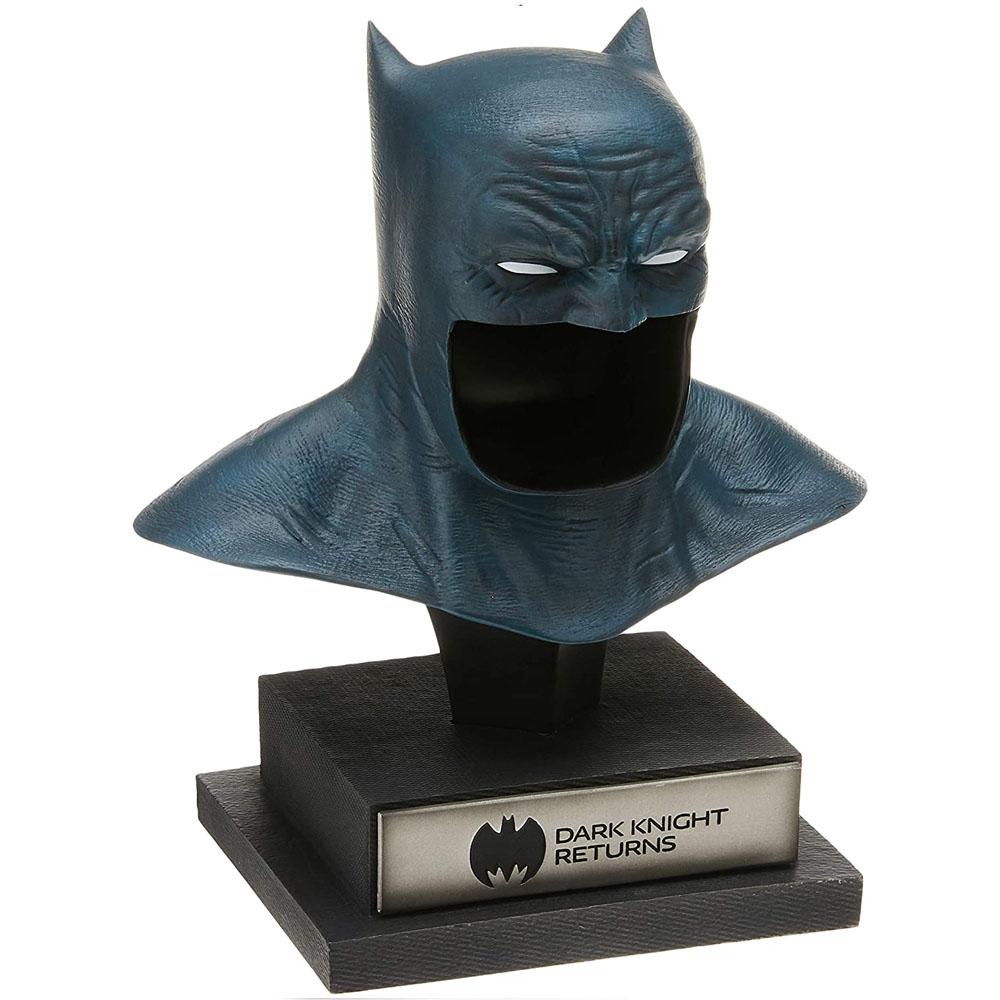 Estátua Colecionável Busto Batman Cowl: Batman Dark Knight Returns DC Collectibles - CD