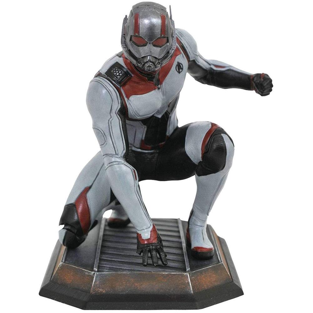 Estátua Colecionável Homem Formiga Ant-Man: Vingadores Ultimato Diamond Select - Marvel Gallery - CD
