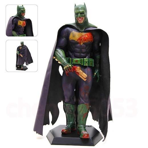 """Estátua Coringa Joker: Esquadrão Suicida """"Impostor"""" Escala 1/6 - Crazy Toys"""