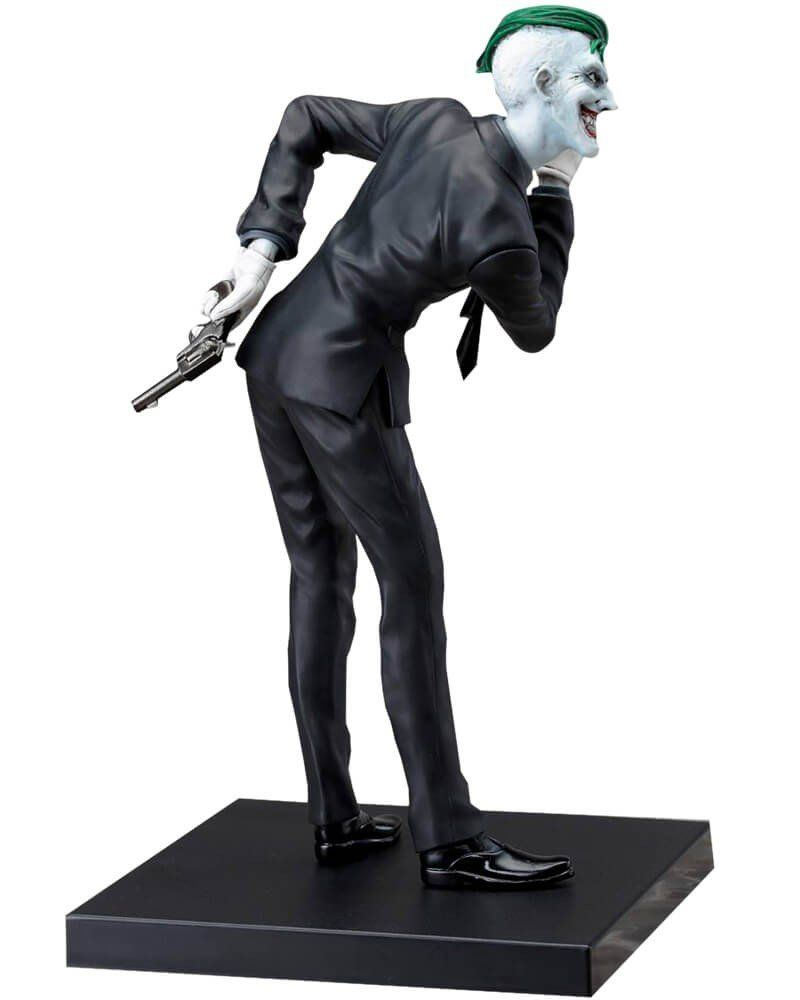 Estátua Coringa (Joker): Os Novos 52 (New 52) DC Comics: Artfx+ Statue Escala 1/10 - Kotobukiya