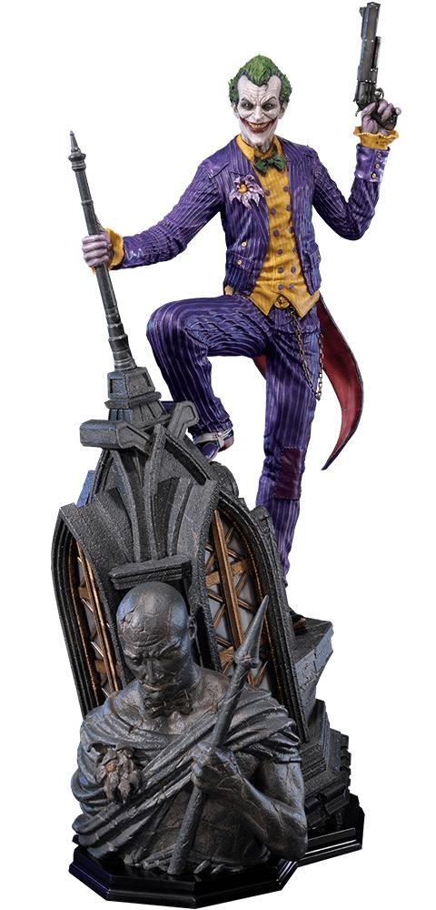 Estátua Coringa (The Joker): Batman Arkham Knight - Prime 1 Studio (Apenas Venda Online)